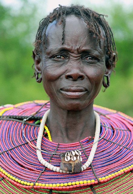 Pokot by Ferdinand Reus, via Flickr  The Pokot people live in the West Pokot and Baringo Districts of Kenya and in eastern Karamoja in Uganda. They speak Pökoot, language of the Southern Nilotic language family. There are about 100.000 left in East Africa.