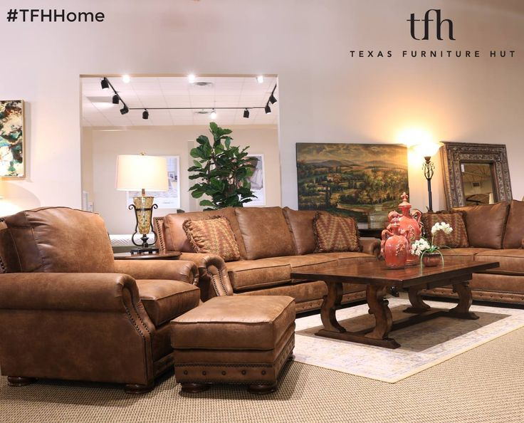 The Palance Chestnut Living Room Set Brings Elegance And