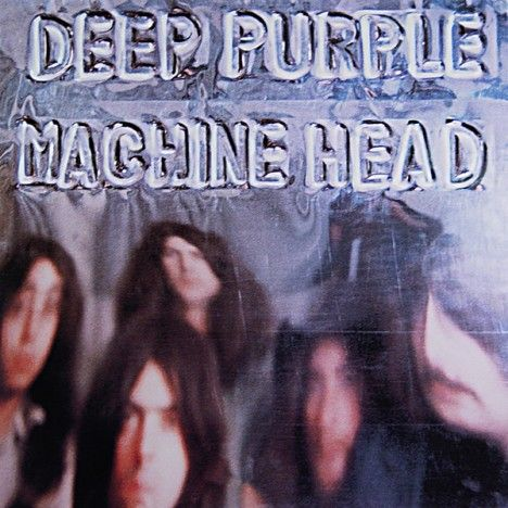Deep Purple...Machine Head 1972.  GRS says:  Best rock album EVER.  43 years after, this album today still blasts through me like I am 15 again and I feel drunk with the Magic of Rock and this band.  LOVE Deep Purple, then, now, forever.