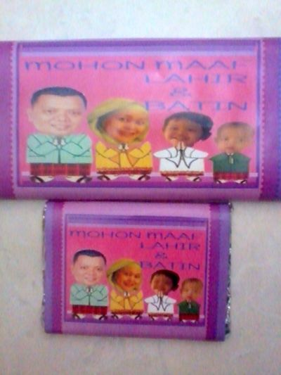 chocolate bar family 2