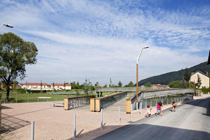 Galería de Bancos de Desarrollo Meurthe / Atelier Cite Architecture - 16