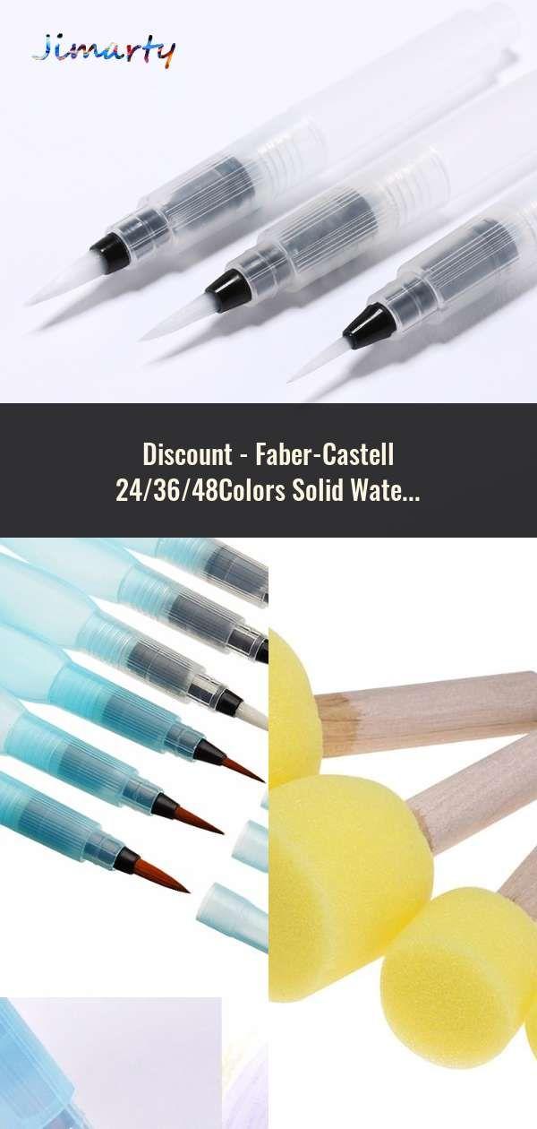 Details About Shinhan Professional Watercolor Paint Set 30 Colors