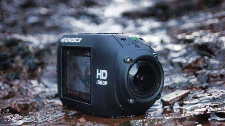 La mejor del mercado lista para grabar toda la acción de tus aventuras, DRIFT HD GHOST!