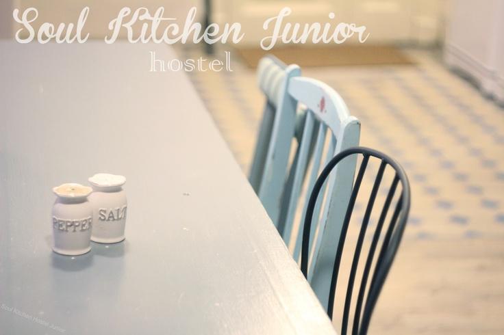 Общие комнаты | SOUL KITCHEN HOSTEL Junior