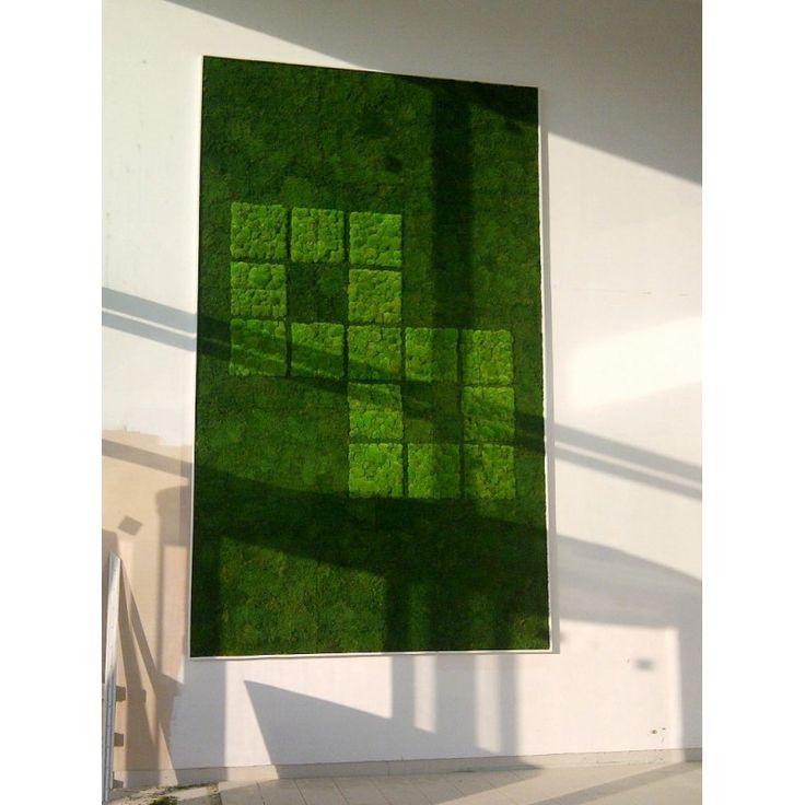Interior Moss Walls