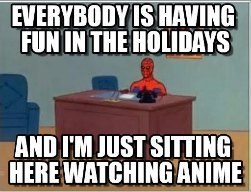 this was so me last holidays!!