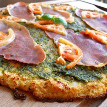 palæo pizza
