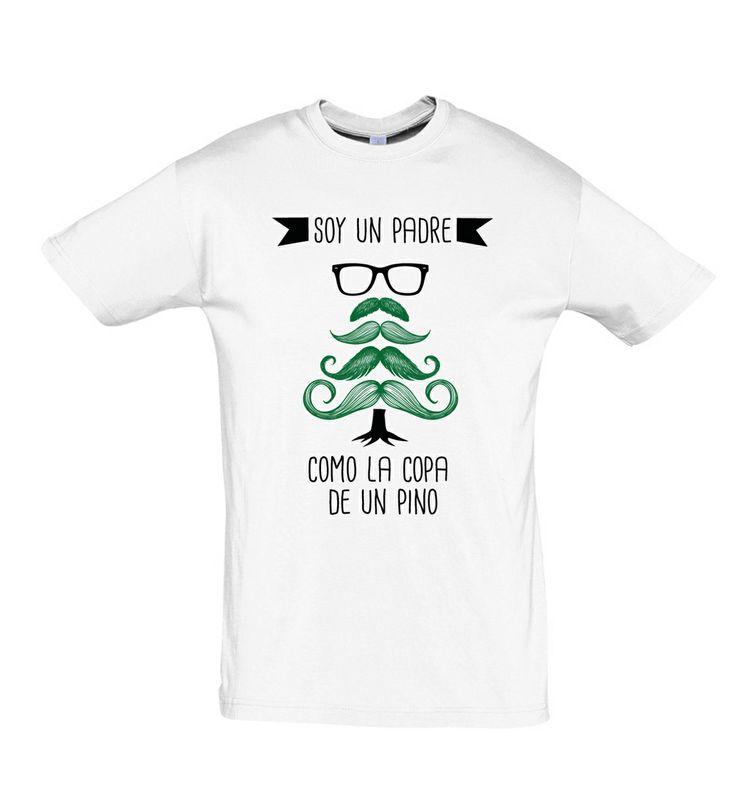 La camiseta perfecta para esos padres que son como la - Pintura para camisetas ...