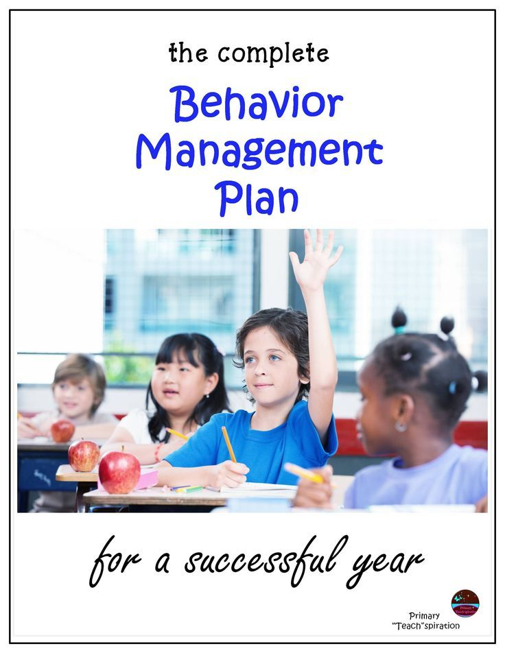 20 best Behavior Intervention images on Pinterest Behavior plans - management plan templates free