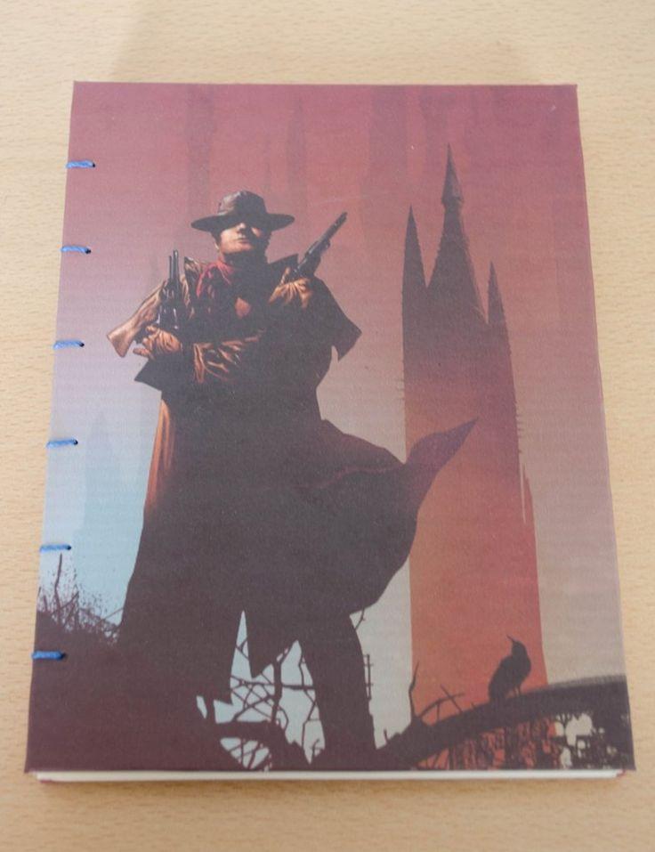 Cosido La Torre Oscura Mod.01, Stephen King