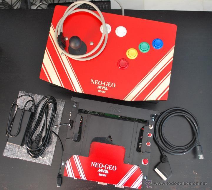 Neo Geo consolizada - Foto 1