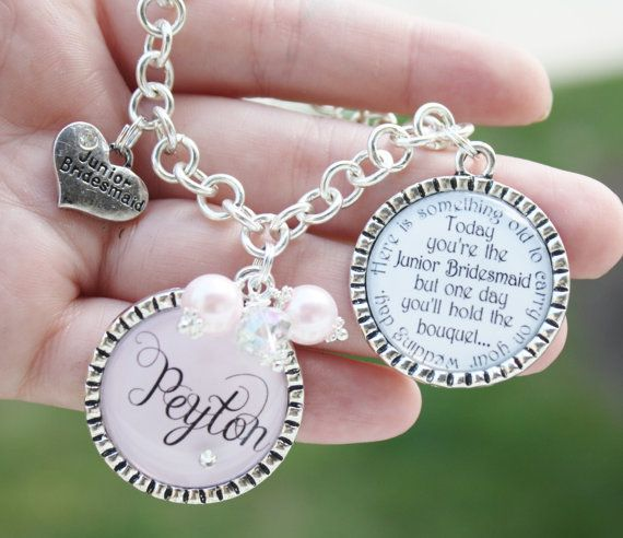 17 Best ideas about Junior Bridesmaid Gifts on Pinterest Bridesmaid ...