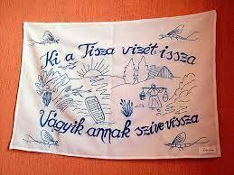 Falvedo: Ki a Tisza vizet issza, Vagyik annak szive vissza