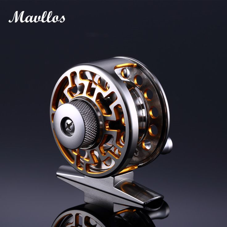 Mavllos Ultra Light Aluminum Alloy Trolling Fishing Reel Super Brake Force 10Kg Saltwater Fly Fishing Reel Disc Brake System