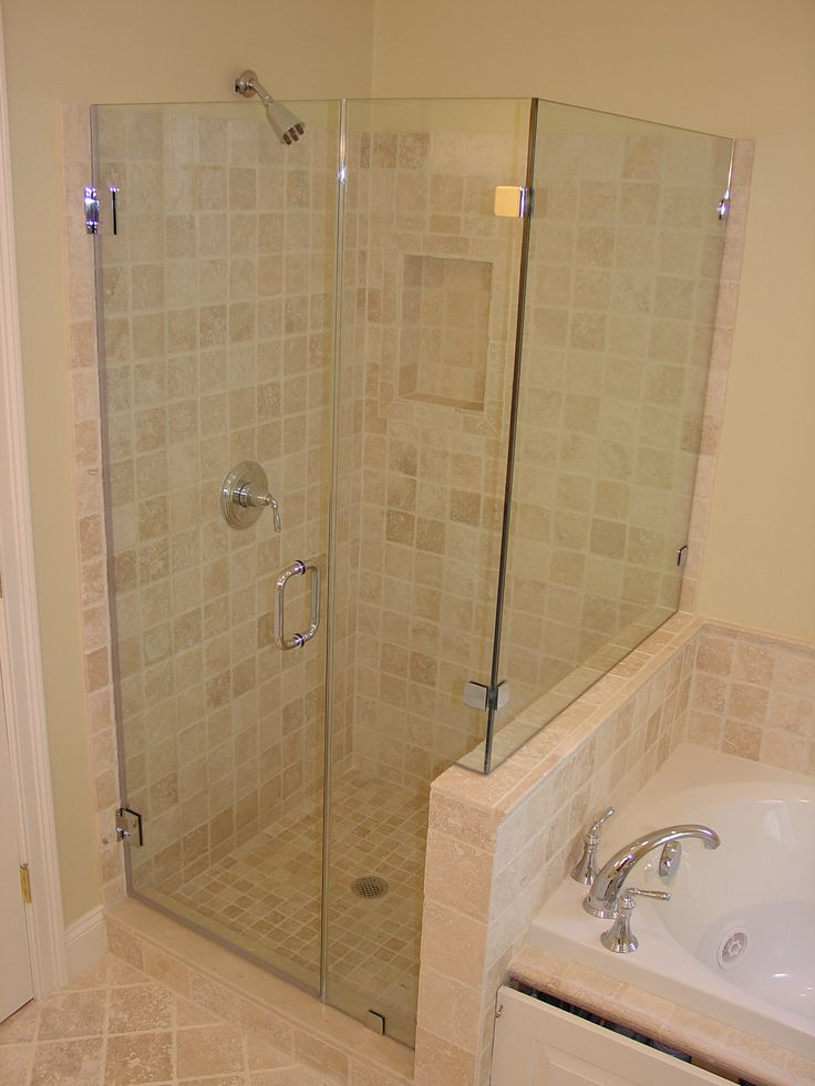 Shower door glass google search bathroom pinterest to be shower tub and shower doors Bathroom shower designs with price