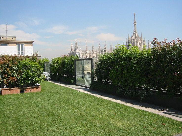 Giardini pensili PERLIROOF® INTENSIVO LEGGERO - PERLITE ITALIANA