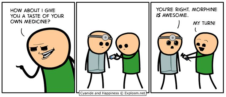 A Taste Of Your Own Medicine Quotes: 17 Best Images About Cyanide & Happiness On Pinterest