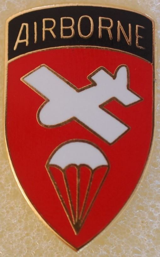 US  Army Airborne Command Military