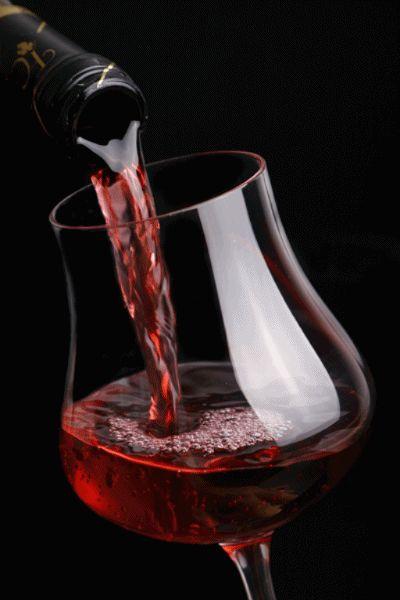 Glass of Wine***