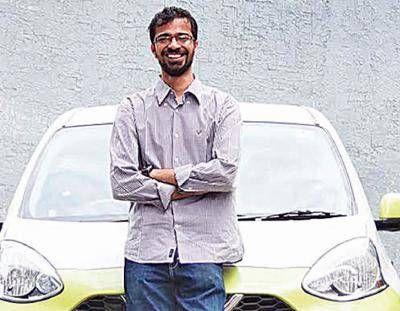Wir müssen eine Infrastruktur zu entwickeln, das sorgt für nahtlose ConnectivityBENGALURU: Ola-Mitbegründer Ankit Bhati, 30, ist auch der chief Tec... #NahtloseKonnektivität #Ola #InnovationLabs #Google