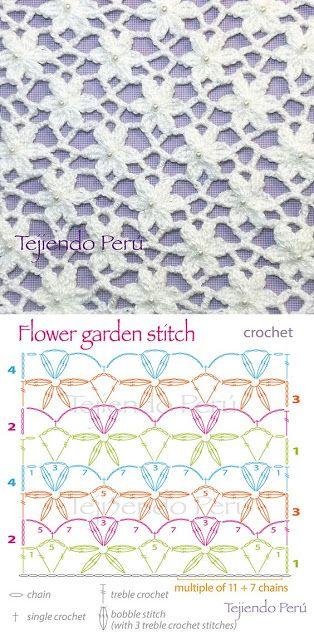 MES FAVORIS TRICOT-CROCHET  20 points ajourés au crochet pour une étole ou  un ca4197e5603