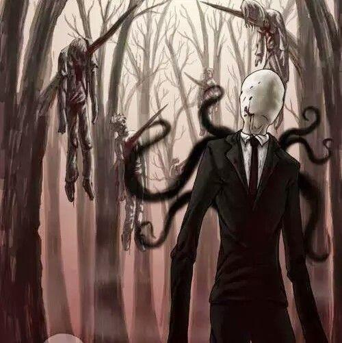 Slenderman; Creepypasta