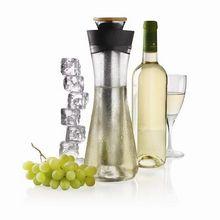 Witte #wijn #karaf - als #relatiegeschenk te bedrukken bij Stravers Promotions.