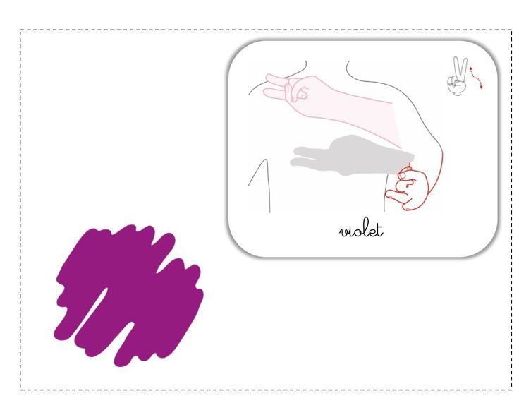 violet LSF illustration