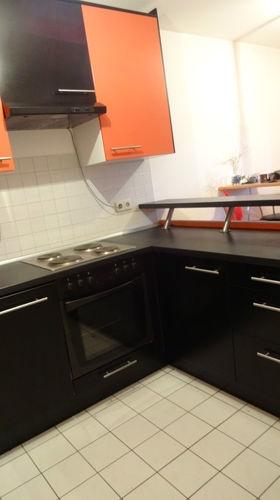 L-förmige Küche komplet, Ikea Faktum mit Geräten  400 Euro