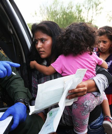 Immigration Reform Update: Texas Is Already Implementing Donald Trump's Vision Of