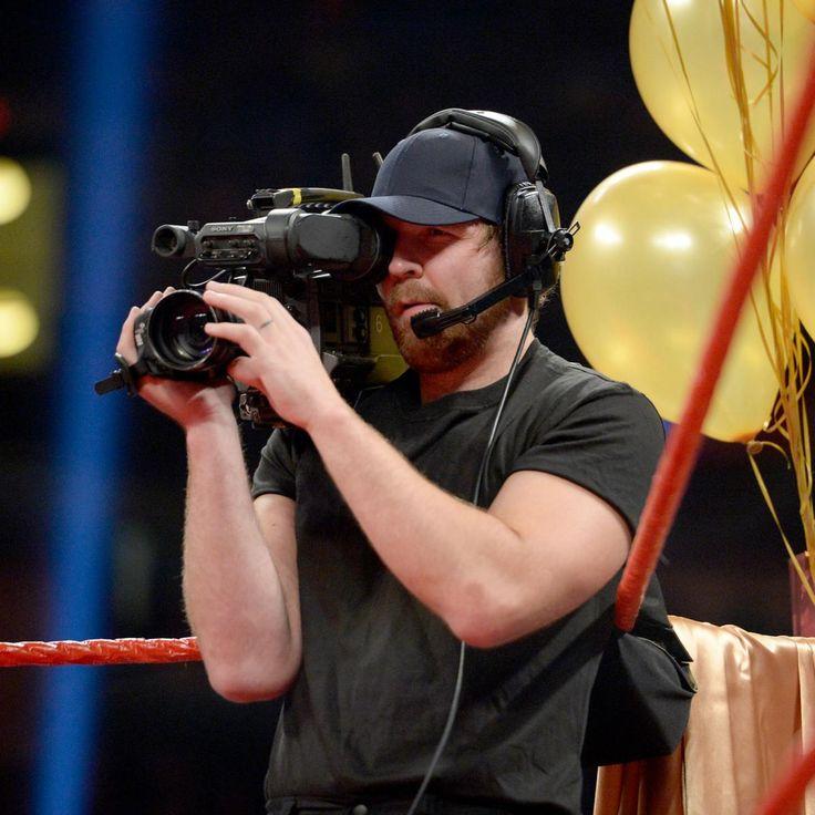 Raw 6/5/17: Dean Ambrose crashes The Miz's Intercontinental Championship Comeback Tour Kickoff Celebration