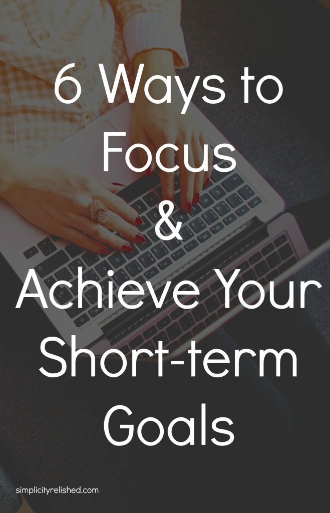Our world is full of distractions, but that doesn't mean they have to keep you from doing what you've been wanting to do! 6 ways to stay focused, despite all the distractions that threaten to hold you back. #motivation #smallbiz