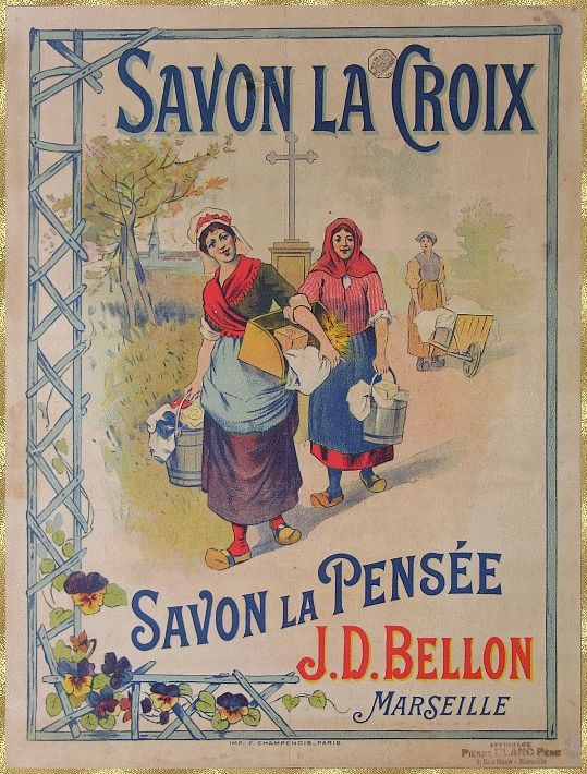 Savon La Croix