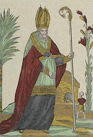 05-16 San Honorato de Amiens patrono de los panaderos y pasteleros