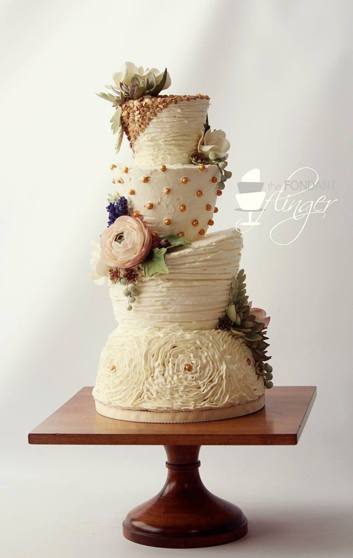 creative ideas for wedding cake stands 48 eye catching wedding cake ideas decora 231 245 es de bolo de 13078