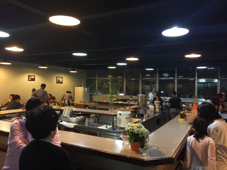 Restaurante japonês tradicional na Liberdade com comida de vó (ou batchan do japonês)