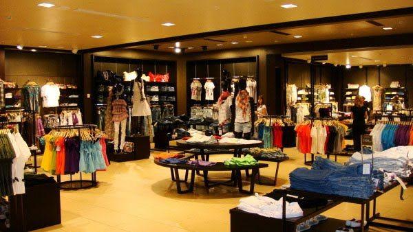 Бизнес-план магазина одежды