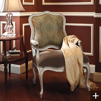 Louis XIV Style Chair For Living Room