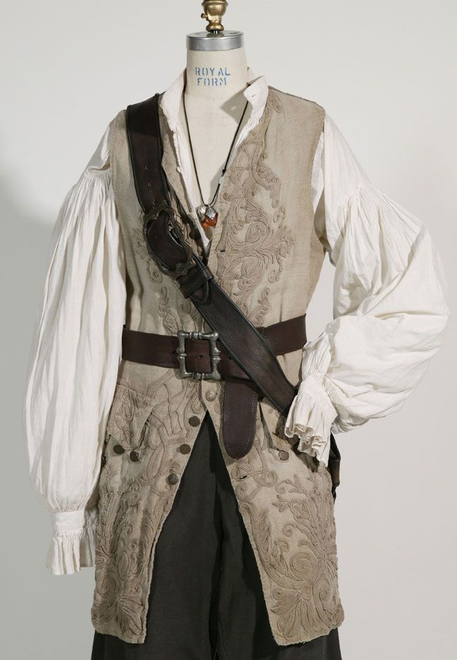 Here is a fancy costume for you serious pirates #UltimateFan