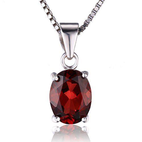 JewelryPalace Ovale 2.5ct Collana Rossa Naturale Granato ... https://www.amazon.it/dp/B01HXMJALM/ref=cm_sw_r_pi_dp_x_KUF.xbFK3XAJJ