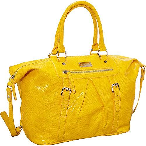 28 best Yellow Purses images on Pinterest | Yellow purses, Satchel ...