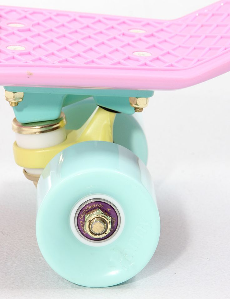 Penny Skateboards - Penny Pastel 22, Love the colours, do not want this kind of board though...