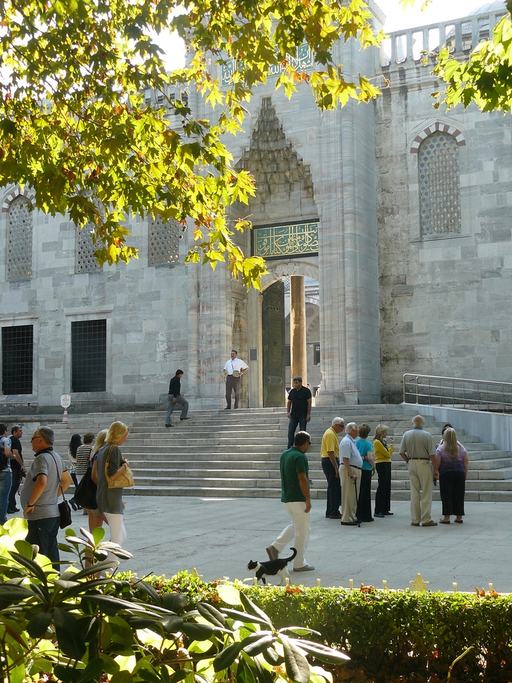 Mosque-Istambul