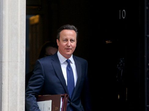 Cameron Backs Down From May 2016 EU Vote After Tory Protests.(June 16th 2015)