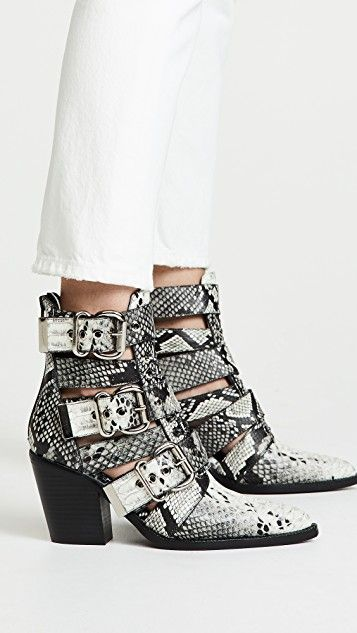 baaae4d5a Jeffrey Campbell Caceres Buckle Booties | 15% off 1st app order use code:  15FORYOU