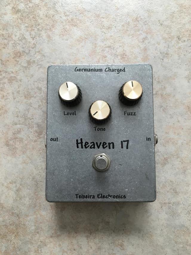 TEX Amps - Teixeira Heaven 17 Germanium Fuzz (RARE)