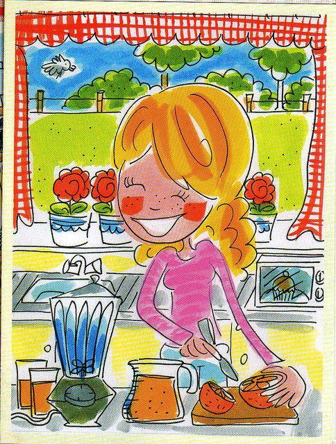 (Lachend in de keuken) - Blond Amsterdam