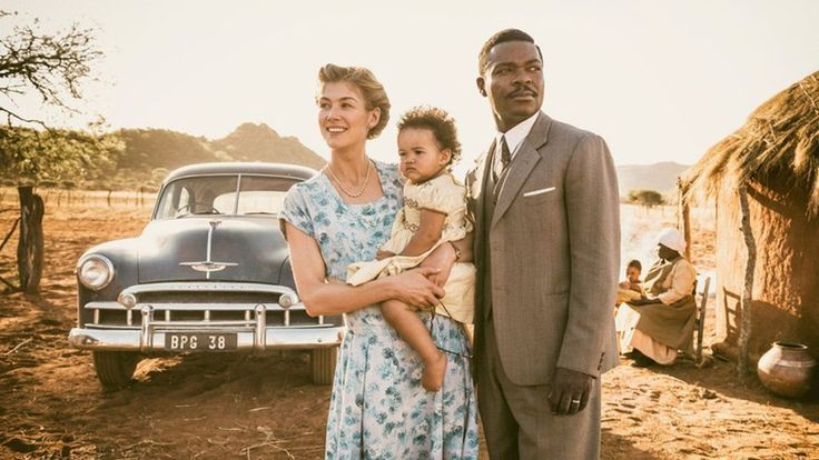 A United Kingdom: The interracial marriage that made front page news - BBC News