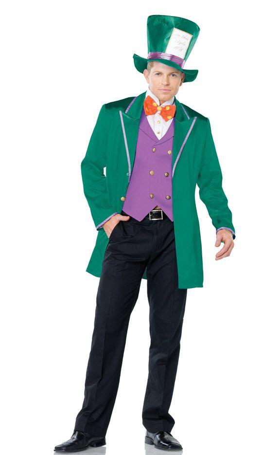 Men's Mad Tea Party Costume