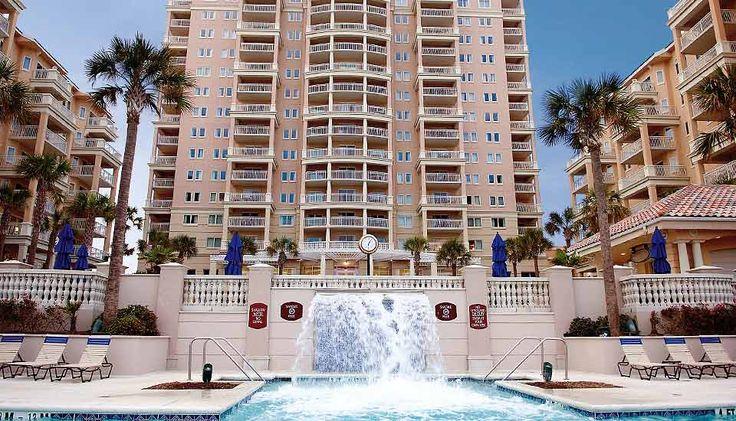 Marriott's OceanWatch Villas at Grande Dunes    8500 Costa Verde Drive · Myrtle Beach, South Carolina 29572 USA